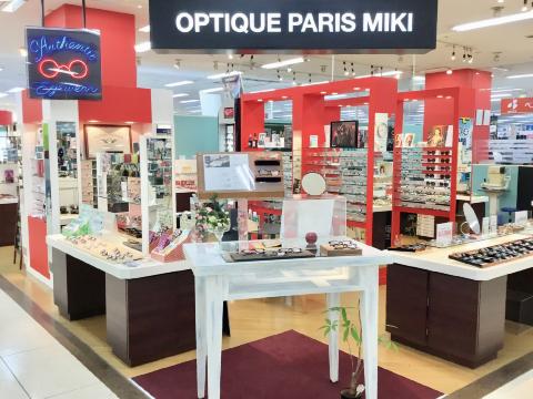 OPTIQUE PARIS MIKI 夢彩都店の画像・写真