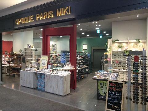 OPTIQUE PARIS MIKI イオンモール春日部店の画像・写真