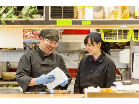 焼肉レストラン安楽亭 浦和三室店 《キッチンスタッフ》の画像・写真