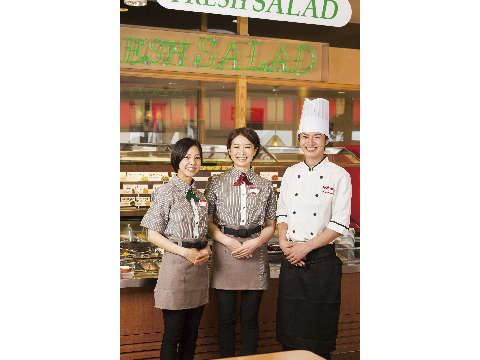 ファミリーレストラン ステーキヴィクトリア 音更店の求人画像