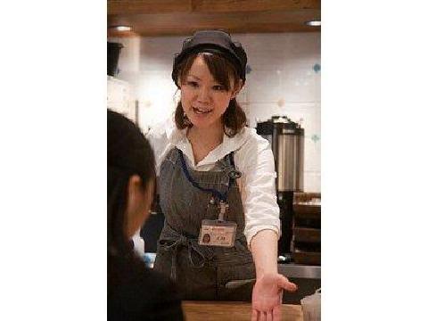 ハミングカフェ エキュート上野店の求人画像