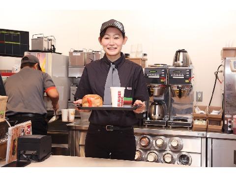 バーガーキング エミオ保谷店の画像・写真