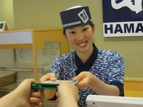 はま寿司 徳島石井店 ≪ランチスタッフ≫の求人画像