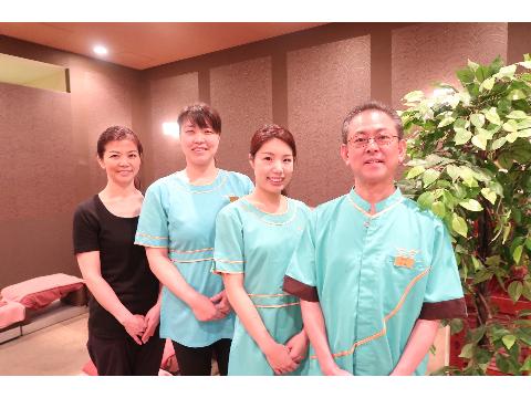 横浜天然温泉 SPA EAS(ボディケア・フットケア)の求人画像
