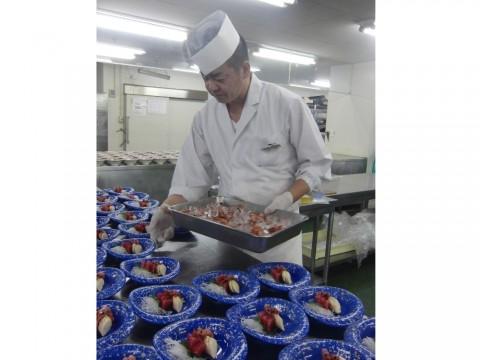 大江戸温泉物語 あわら ≪調理スタッフ≫の画像・写真
