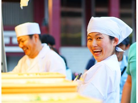 丸亀製麺 松山松末店の求人画像