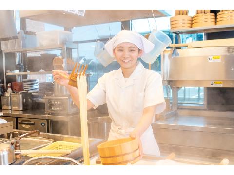 丸亀製麺 高松レインボー通り店の求人画像