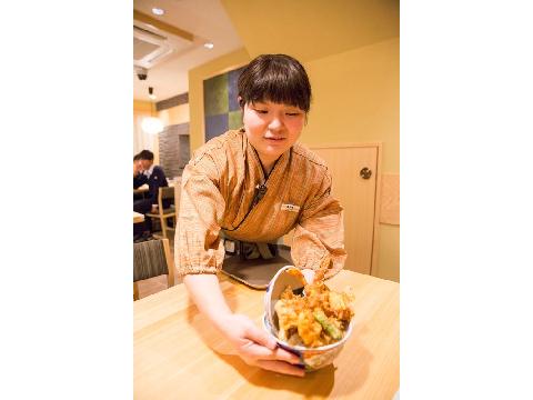 天丼まきの屋 ゆめタウン高松店の求人画像