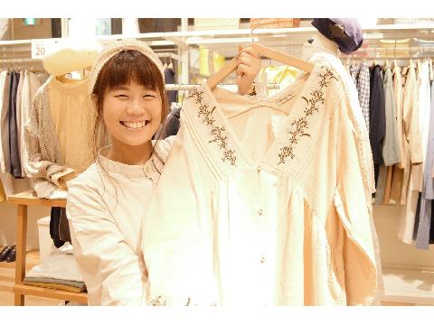 SM2 otan taman(サマンサモスモス オタン タマン)イオン綾川店の求人画像