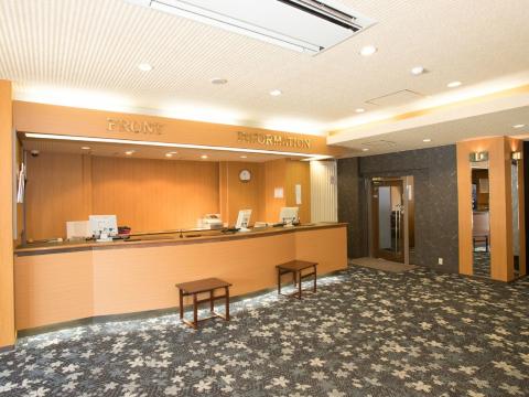 伊東園ホテル塩原 ≪ナイトフロントスタッフ≫の画像・写真