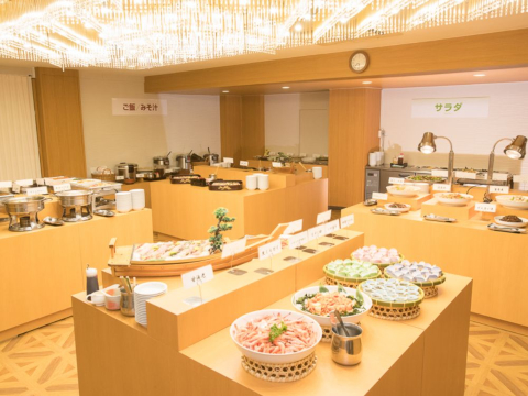 伊東園ホテル塩原 ≪調理補助スタッフ≫の画像・写真