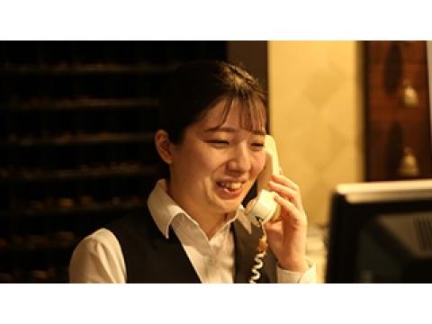 鬼怒川ロイヤルホテル ≪予約スタッフ≫の画像・写真