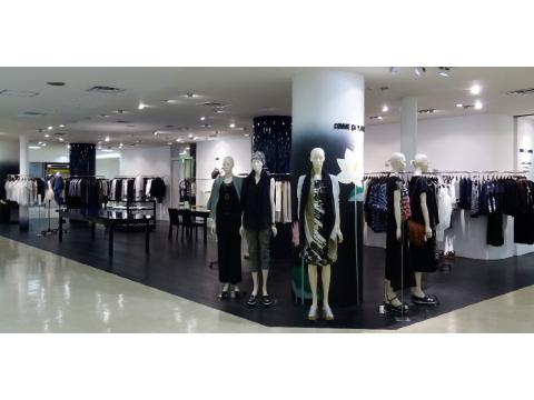 COMME CA PLATINUM コムサプラチナ 札幌大丸店の画像・写真