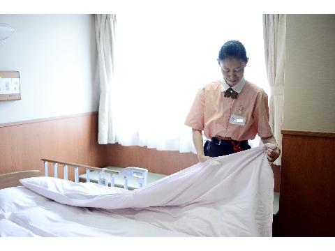 ダスキンヘルスケア 甲南加古川病院《清掃スタッフ/医療器材の洗浄滅菌など》の画像・写真