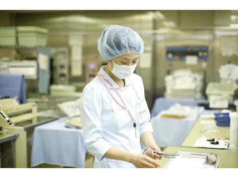 ダスキンヘルスケア 聖隷富士病院《洗浄・滅菌スタッフ》の画像・写真