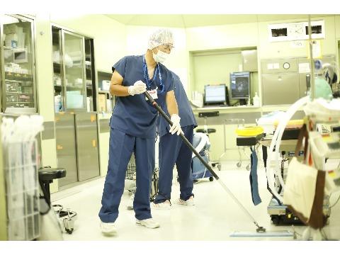 ダスキンヘルスケア 聖隷浜松病院《手術室内業務スタッフ》車通勤OK!の画像・写真