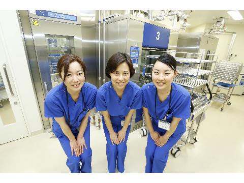 ダスキンヘルスケア いちはら病院《手術室内補助スタッフ》マイカー通勤可!の画像・写真