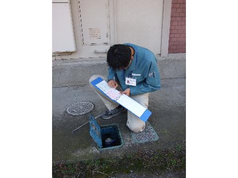 第一環境 桜井事務所《開閉栓・集金業務スタッフ》の画像・写真