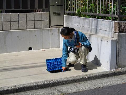 第一環境株式会社 葛南営業所(検針スタッフ)の画像・写真