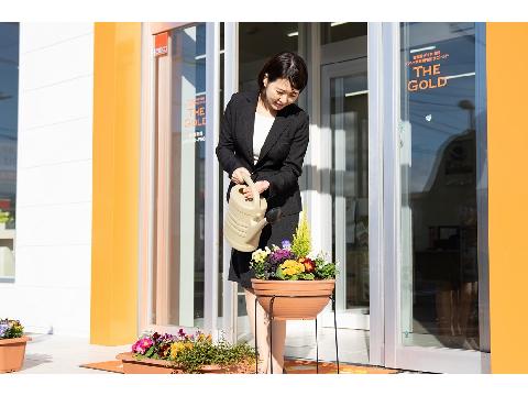 【転勤なし】ザ・ゴールド 岡山中央店の画像・写真