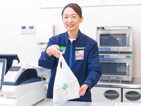 ファミリーマート 総社岡谷店の求人画像