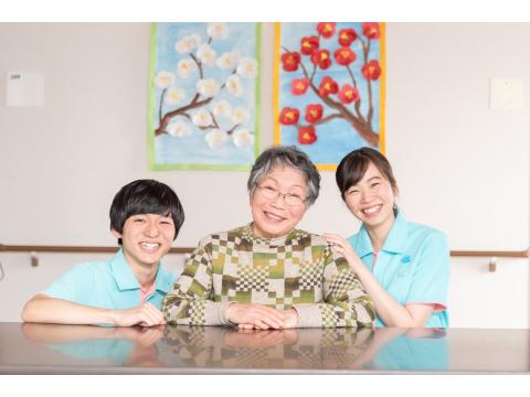 デイサービスセンター 島根 ≪デイサービススタッフ≫の画像・写真