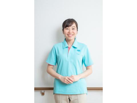 デイサービスセンター 島根 ≪入浴介助のデイサービススタッフ≫の画像・写真
