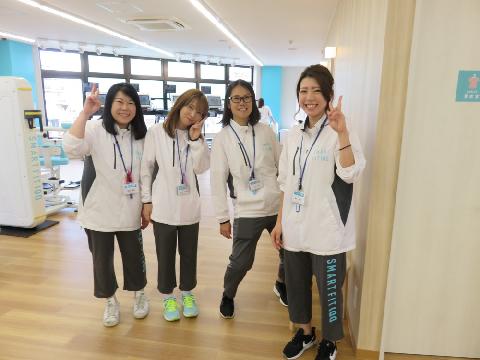 スマートフィット24 石神井公園店の求人画像