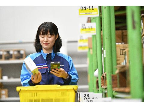 市川オペレーションセンター 倉庫内作業スタッフの画像・写真
