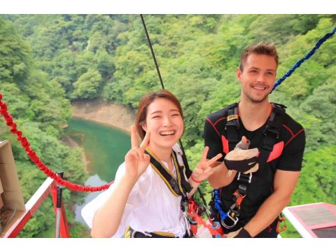 BUNGY JAPAN 竜神バンジーの画像・写真