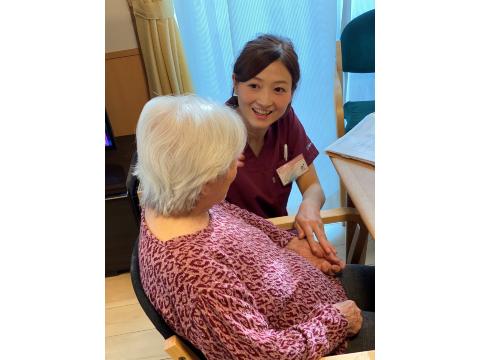 高齢者施設への訪問看護 南砺福光(269795)の画像・写真