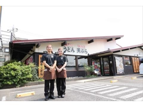 自家製うどん 久兵衛屋 桶川店の画像・写真