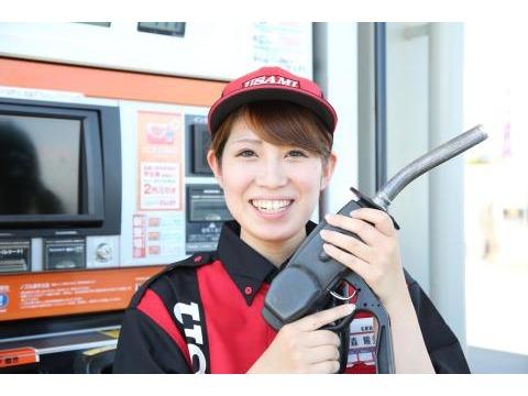 福山サービスエリア上り店 ※ガソリンスタンド宇佐美の求人画像