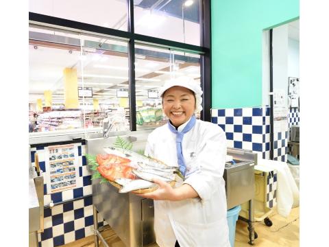 フードスクエアカスミつくばスタイル店 ≪鮮魚アルバイト≫の画像・写真